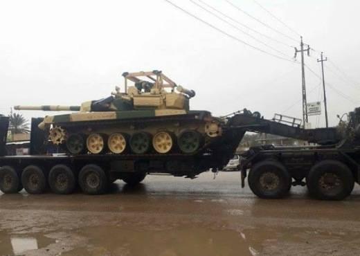 Иракские Т-90 СИ - лучшая серийная модификация