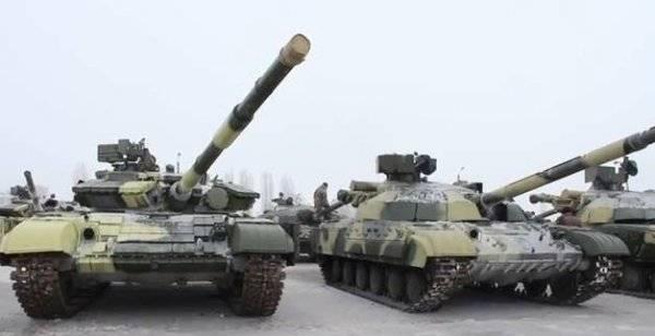 На Украине разнесли