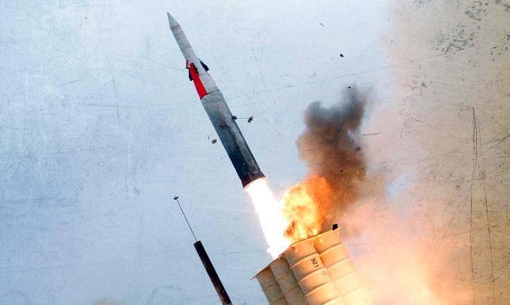 Израиль испытал аналог российского ЗРК С-500 «Прометей»