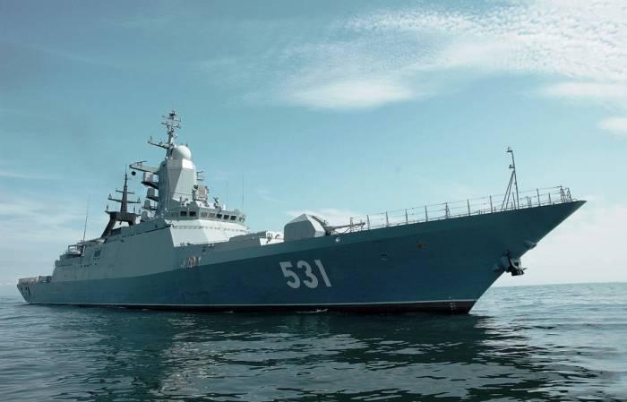 ВМФ России заказывает суперкорветы и множит вопросы