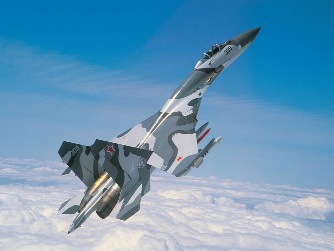 Прицельные удары по целям: русские летчики блестяще справились с учениями