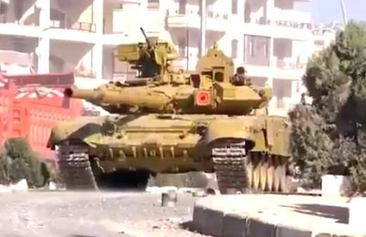 Дамаск оттеснил Анкару в борьбе за курдский анклав