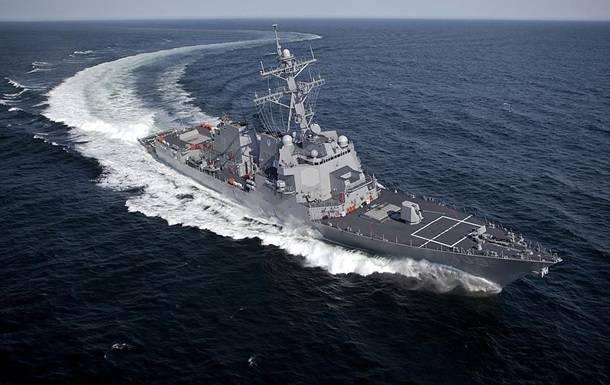 Тактика провокации: американцы нарываются на русских в Черном море