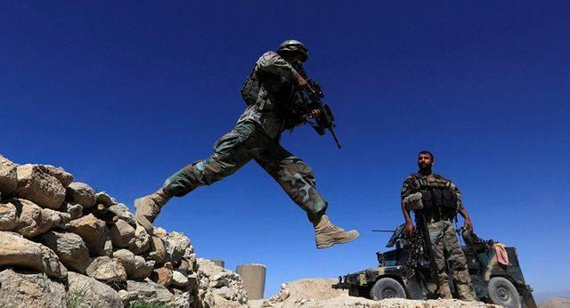 Триумфальное возвращение Эстонии в Афганистан
