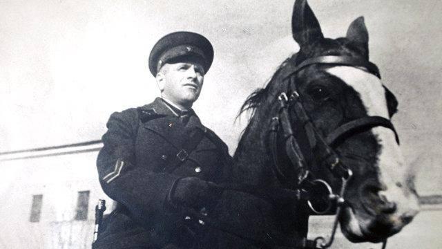 На лихом коне по фашистским тылам