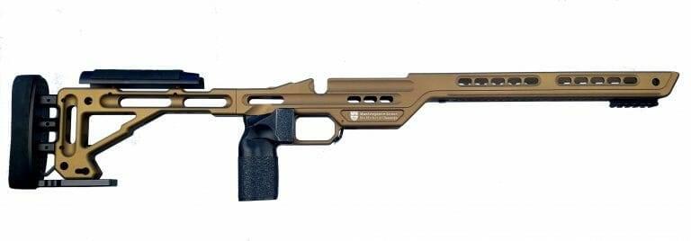 Новое гибридное шасси от МРА – собери свою идеальную винтовку