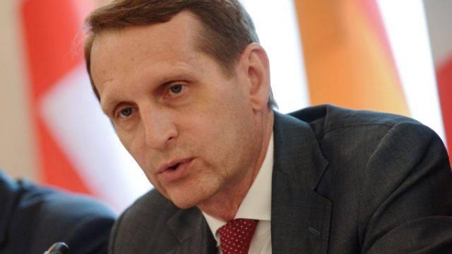 Нарышкин: подвиги разведчиков должны стать примером для молодёжи