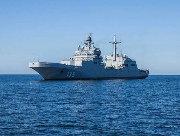 ВМФ РФ отказался от постройки кораблей типа «Иван Грен»