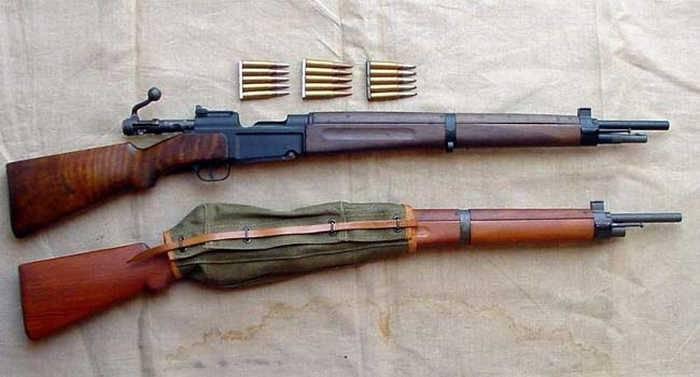 Французская магазинная винтовка MAS-36