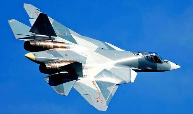 Су-57 в Сирии не будет принимать участия в боевых действиях