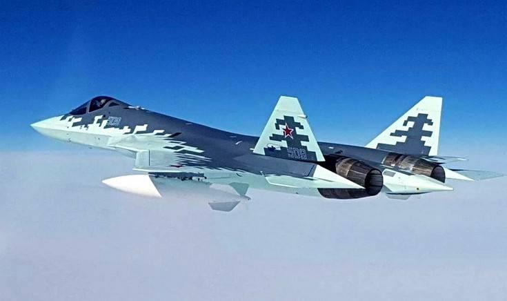 За новейшим российским Су-57 в Сирии начнется настоящая охота