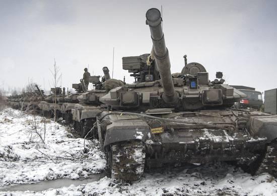 Стрельба из ниоткуда: под Воронежем впервые вели бой из закрытых позиций