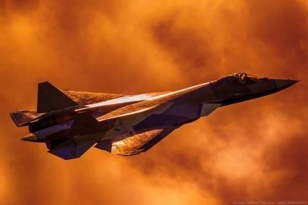Су-57 в Хмеймиме. Задачи и последствия