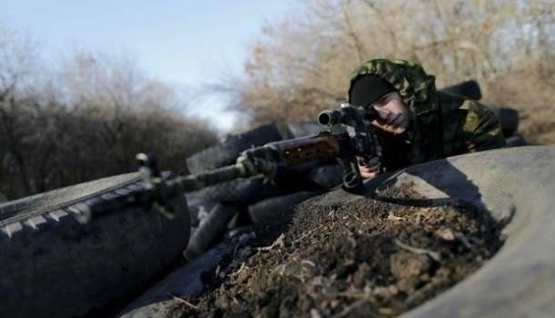 Снайпер ДНР