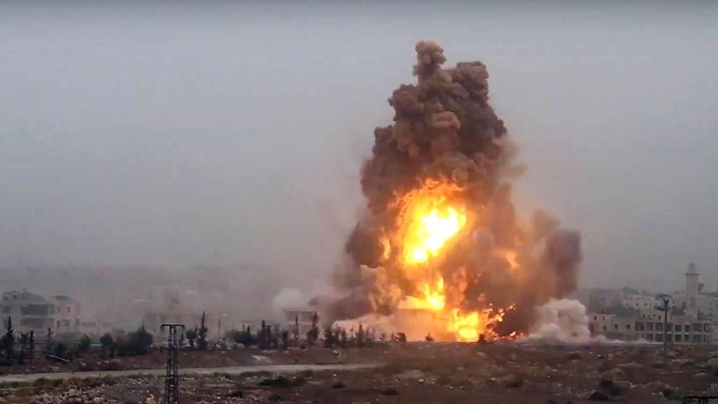 Русские попали под удар: американцы должны ответить за бойню в Сирии
