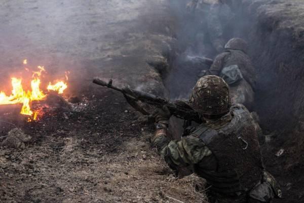 Кадры удара по ВСУ: ополченцы ответили бойцам АТО за инцидент в Докучаевске