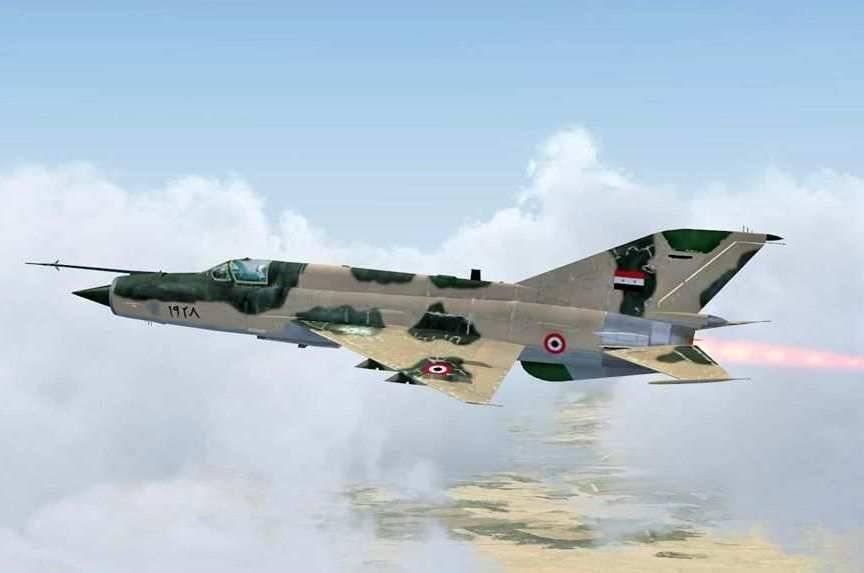 Скорое крупное наступление в Дамаске: ВВС САР устроили финальную подготовку