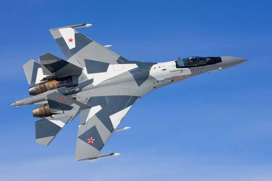 Глобальное обновление Су-35: стелс-версия истребителя поспорит с Су-57