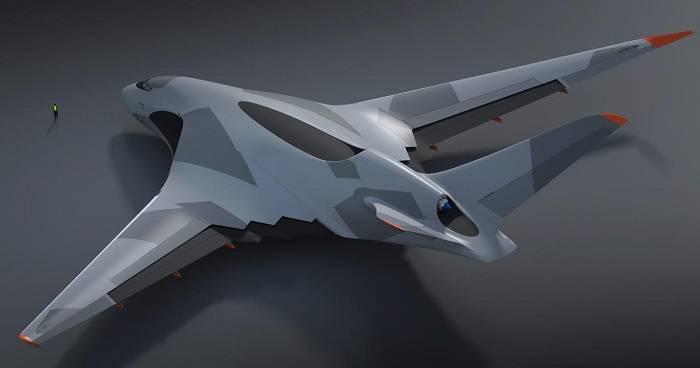 Пополнение для ВКС: Россия создаст сверхзвуковой стратегический беспилотник