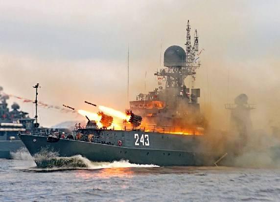 ВМФ России: провал на фоне успехов
