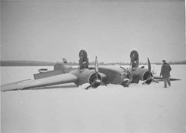 «Черный день» для финских ВВС