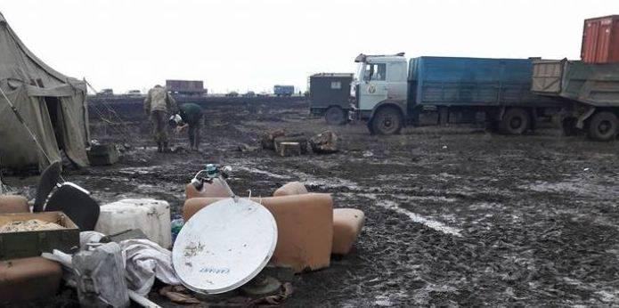 «Мы не бомжи»: на полигоне «Широкий лан» зреет военный бунт