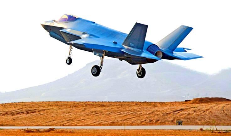 Первое боевое: Израиль применил F-35 в Сирии