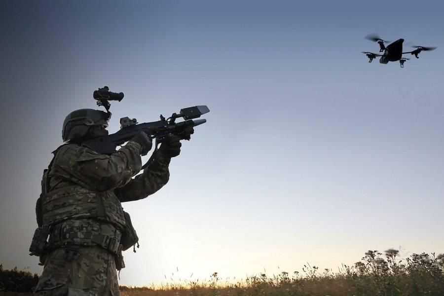 Убийцы дронов – оружие против БПЛА