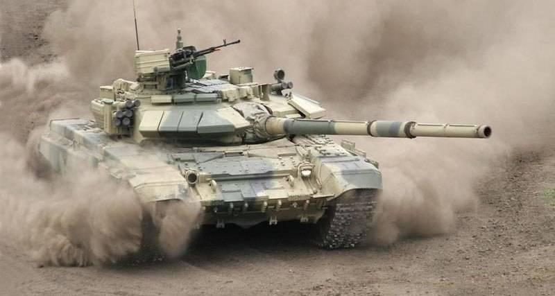 Битва титанов: Т-90С против «Абрамса»