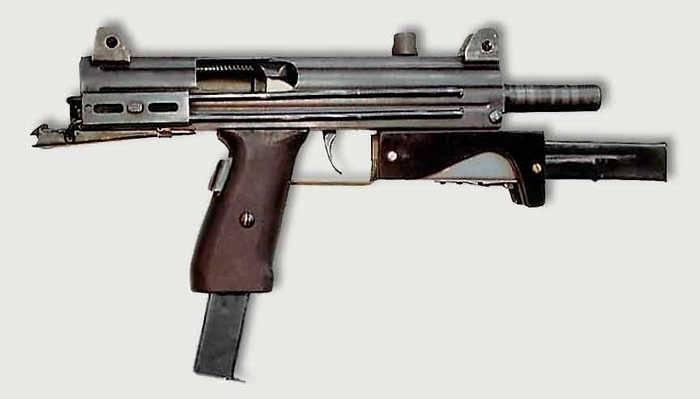 Пистолет-пулемет «Эльф» – украинский ответ Uzi