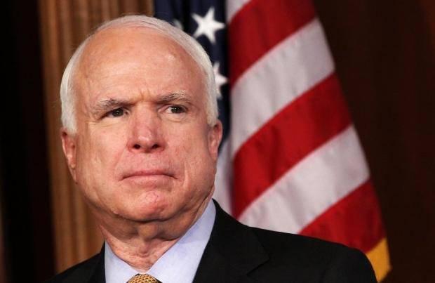 Сенатор Маккейн признал военные преступления, совершенные США