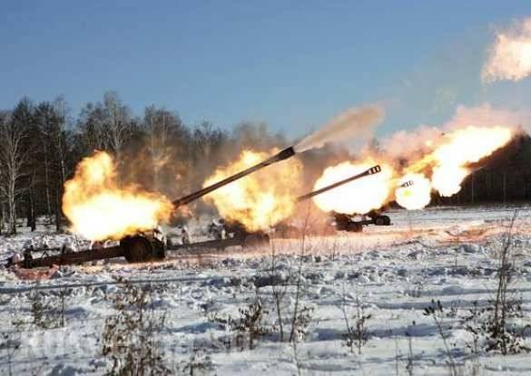 Неожиданная атака ВСУ: каратели поливают «огненным дождем» Авдеевку