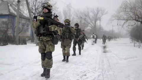 ВСУ и «Правый сектор» меряются «достоинствами»: завязалась жуткая бойня