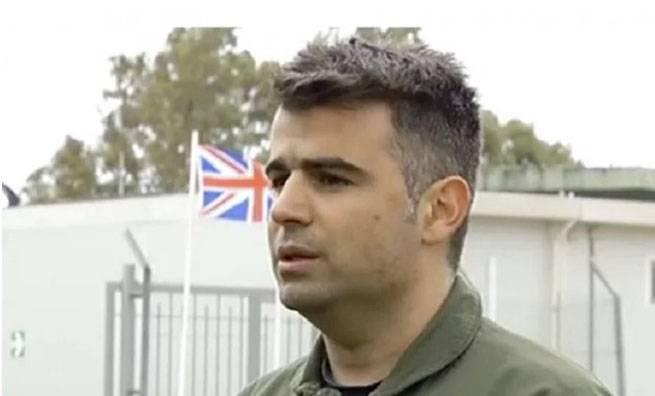 Грека Калогридиса признали лучшим пилотом НАТО