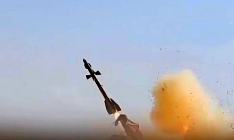 Хуситы подбили саудовский F-15 ракетой «воздух-воздух» Р-27 с земли