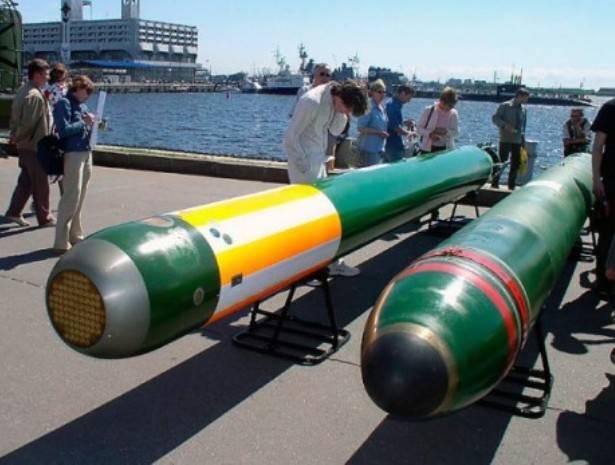 ВМФ РФ может не хватить торпед