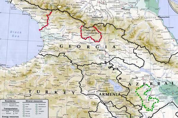 США выгодно обострение на Южном Кавказе для ослабления России