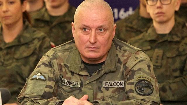 Польский генерал Марек Соколовский вызвал Путина