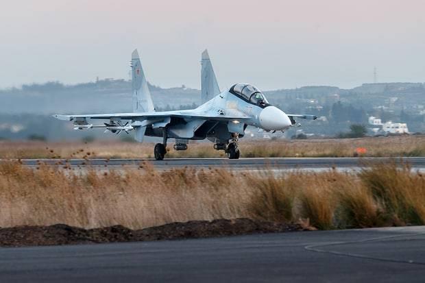 Успехи и неудачи российских ВКС в сирийской кампании