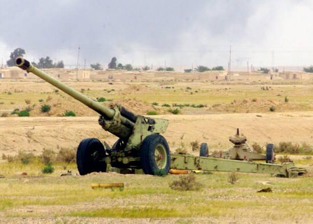 В Индии модернизируют 70-летние советские пушки