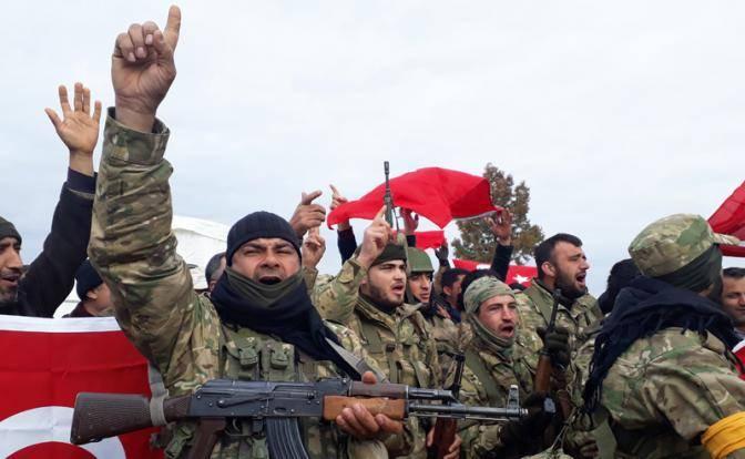 Турция изгоняет американцев из Сирии, грозя Третьей мировой