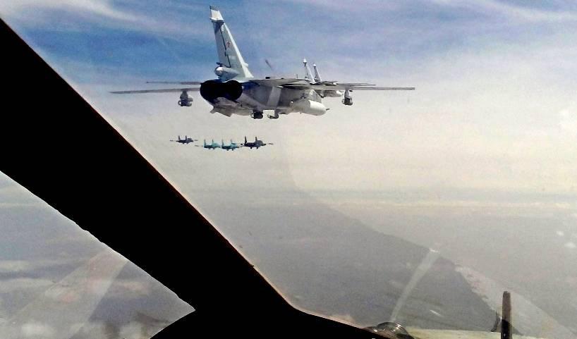 ВКС РФ отомстили боевикам, «кинувших» Москву и Дамаск на переговорах