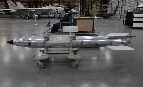 Идея-фикс Пентагона: Маломощные ядерные заряды помогут сдержать Россию