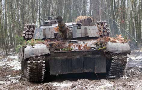 National Interest: о противостоянии польских танков России
