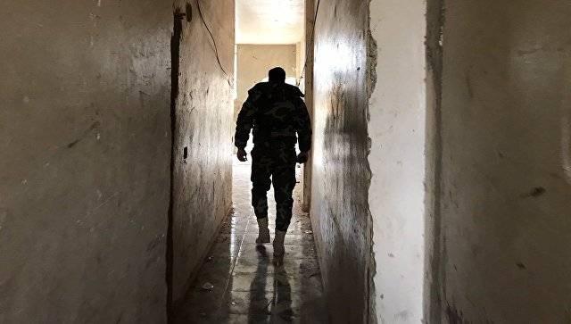 Как готовился удар по Сирии: найден секретный объект боевиков в Гуте