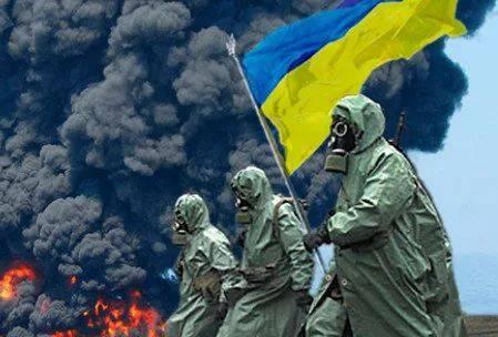 Украина готовит на Донбассе теракт по «сирийскому примеру»