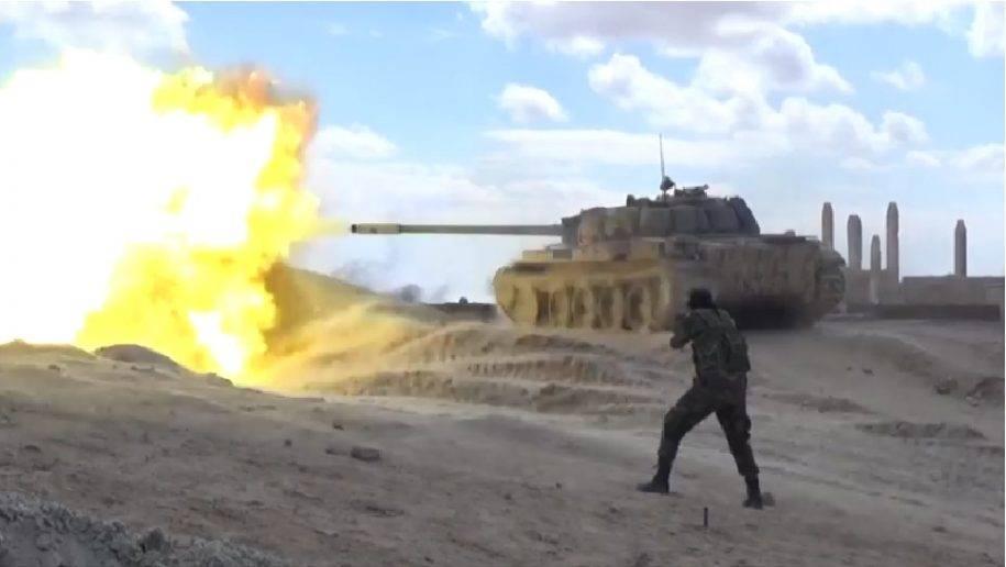 Штурм в Каламуне: «Силы тигра» под прикрытием ВВС берут боевиков в кольцо