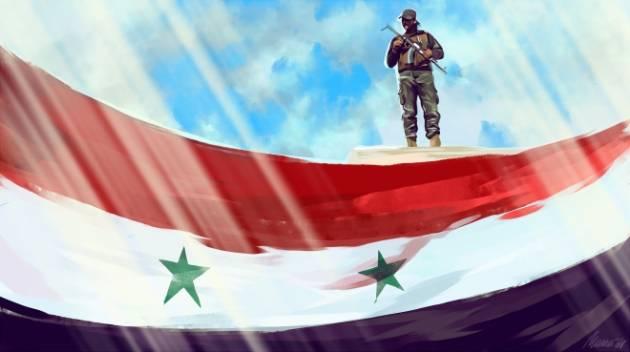 Сирийская армия выдвинула ультиматум боевикам в Дамаске
