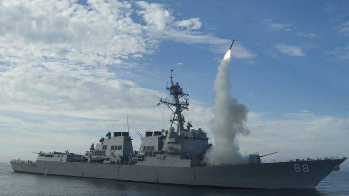 США оценили действия военных РФ во время удара по Сирии