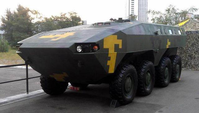 Украинский БРТ «Варан» никак не доедет до армии